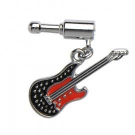 Bijou de portable motif Guitare
