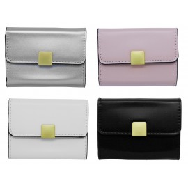 Multiple card holder, assorted colours x 12