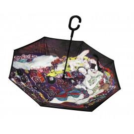 Parapluie peintre Klimt