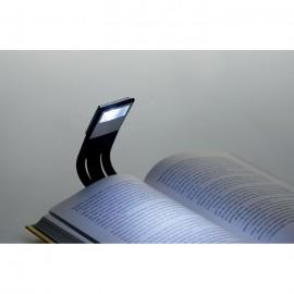 liseuse LED corps flexible assorties noir , blanc.